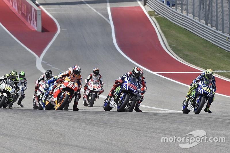 Rossi heeft geen oplossing voor problemen met voorkant