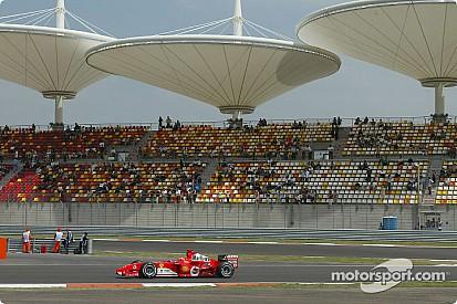 Huit infos à connaître sur le GP de Chine