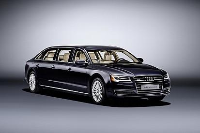 Audi A8L Extended: kolos van 6,36 meter lang