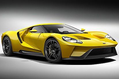 Ford - La nouvelle GT est disponible en commande