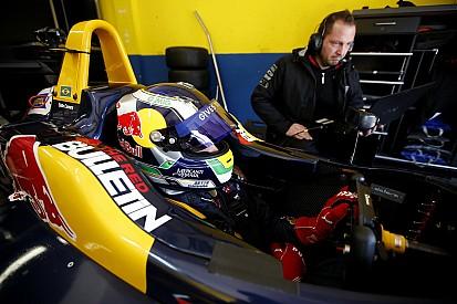 Brasileiro Sérgio Sette Câmara andará com Red Bull de Vettel