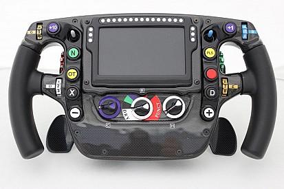 Technische Analyse: Das McLaren-Lenkrad