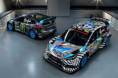 Vi piace la nuova arma di Ken Block per il Mondiale Rallycross?