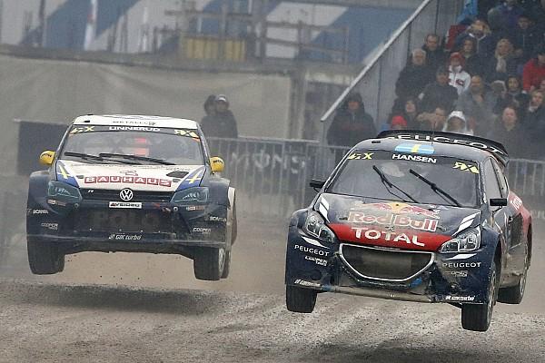 Rallycross-WM Rallycross-Weltmeisterschaft startet in Portugal in die Saison 2016
