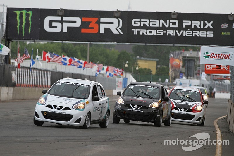 Schedule of the 2016 Nissan Micra Cup