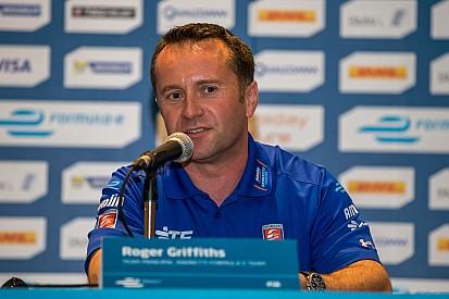 """Griffiths: """"Un po' troppa confusione nel team Andretti"""""""