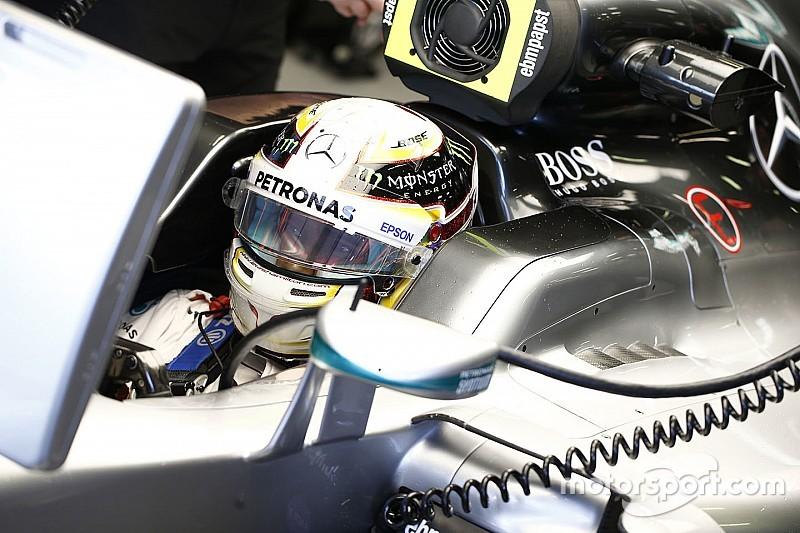 Getriebewechsel: Lewis Hamilton verliert fünf Startplätze in China