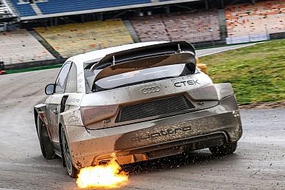 DTM-Auftakt in Hockenheim: Mattias Ekström fährt auch bei Rallycross-WM