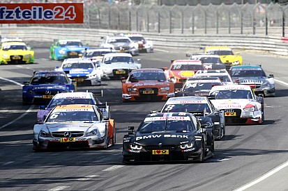 DTM introduces percentage-based weight handicap rules