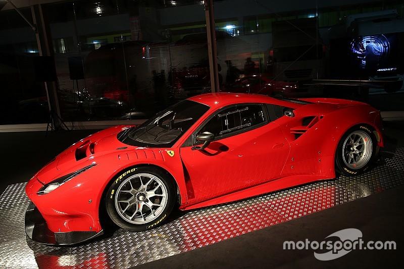Anche la Easy Race schiera una Ferrari 488 GT3