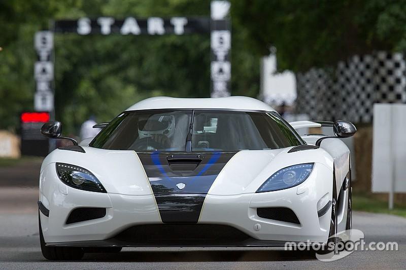 Koenigsegg gaat met One:1 voor ronderecord op de Nordschleife