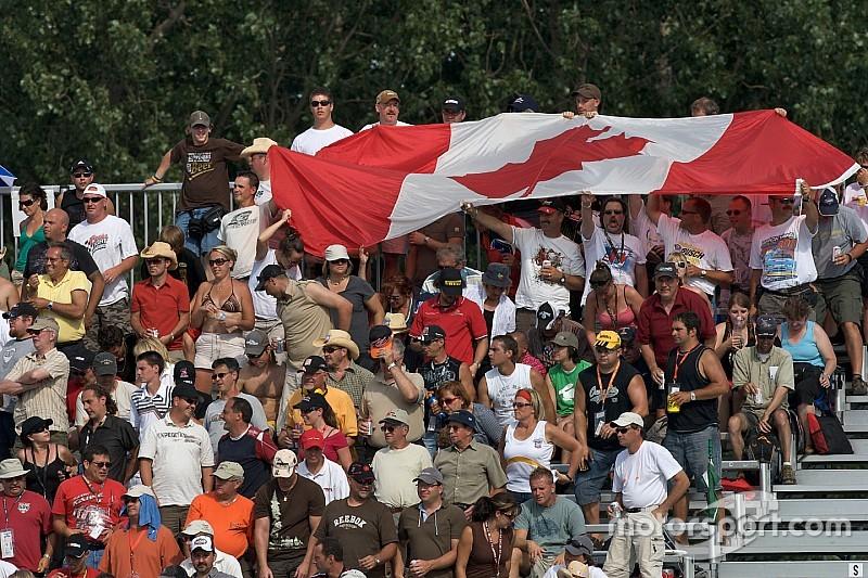 Une seconde tribune populaire au Grand Prix du Canada