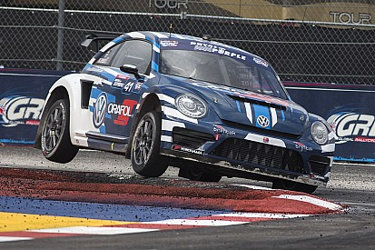 Global Rallycross returns to Daytona International Speedway