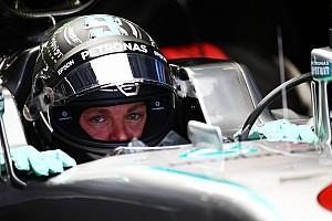 F1 Noticias de última hora Rosberg manda en los primeros y accidentados libres en China