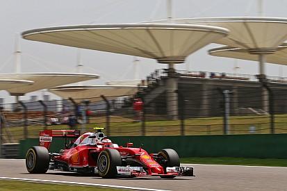 Raikkonen lidera dobradinha da Ferrari no TL2; Massa é 14º