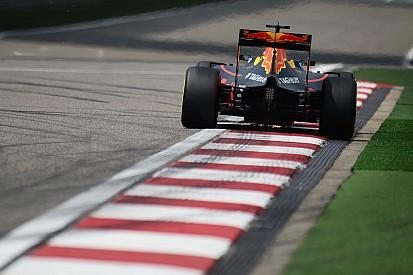 """Ricciardo: """"Tempi interessanti con gomme medie"""""""
