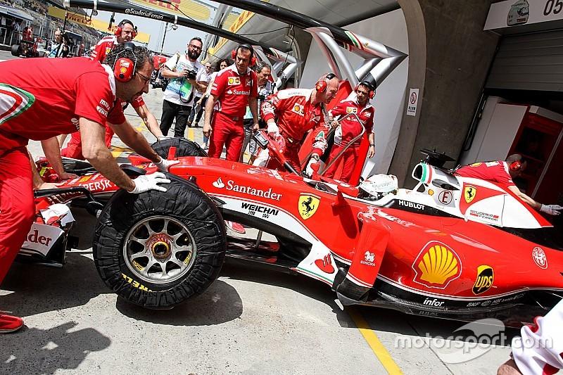 Vettel dice que hay más por venir para Ferrari