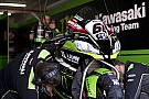 Superbike Assen: Sykes snelst in natte VT1, Van der Mark onderuit