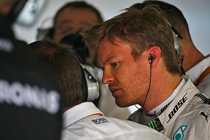 """Rosberg: """"Le Ferrari sono veloci, sarà una bella lotta per la pole"""""""