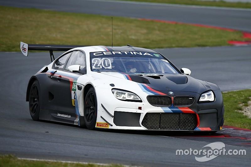Martin Tomczyk startet für BMW beim GT-Masters-Auftakt