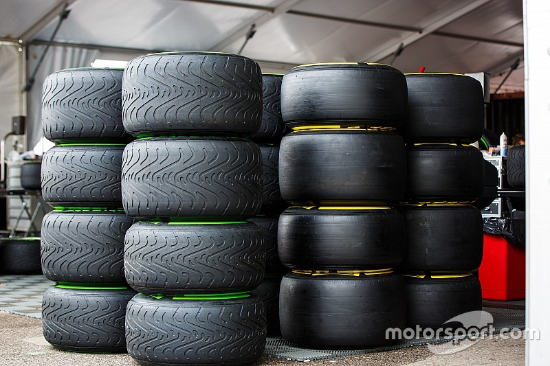 Pirelli aims to test 2017 F1 tyres at the end of July