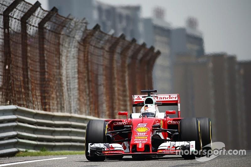 维特尔要求法拉利提高赛车平衡