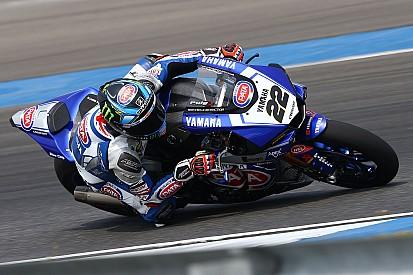 Superbike Assen: Ook tweede training verregend, Van der Mark negende