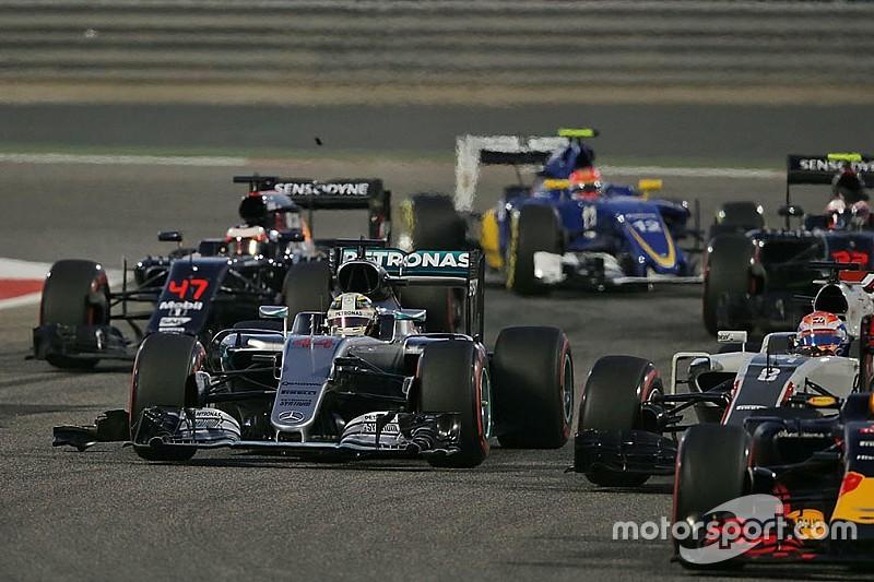 Hamilton explique son départ manqué de Bahreïn