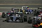 Hamilton: rotação do motor causou largada ruim no Bahrein