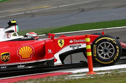 Technique - Ferrari peaufine l'équilibre de sa Ferrari SF16-H