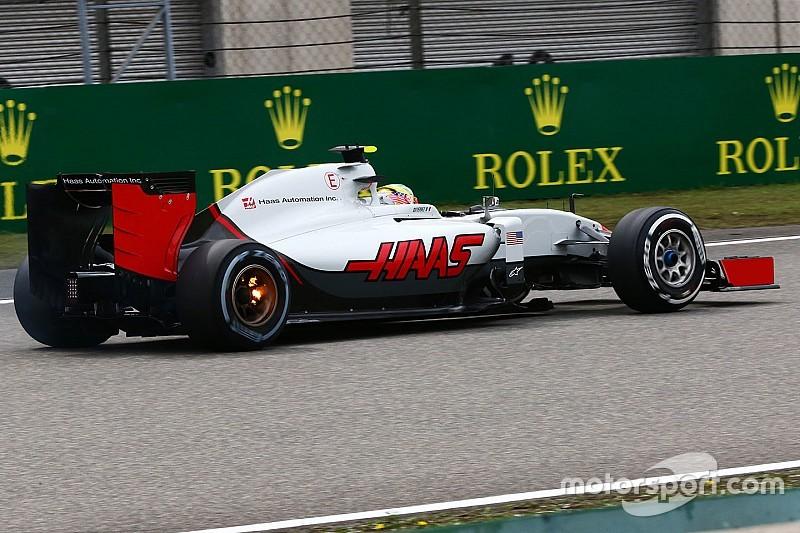 Gutierrez atribui problemas aos erros da Haas e não ao azar