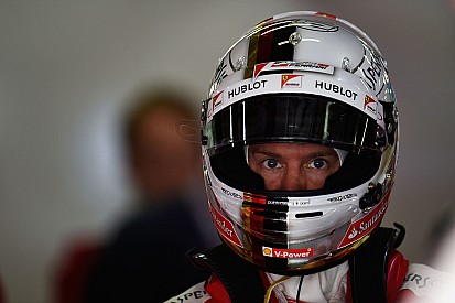 EL3 - Vettel pas né de la dernière pluie acide!