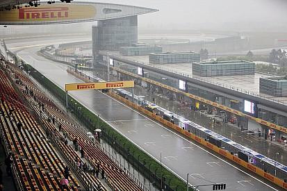 فيتيل الأسرع في التجارب الحرة الثالثة المبللة في شنغهاي