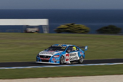 Volvo-Comeback: Scott McLaughlin siegt in Philipp Island