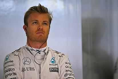 """Rosberg pas """"ravi"""" car la """"bataille"""" avec Hamilton n'a pas eu lieu"""