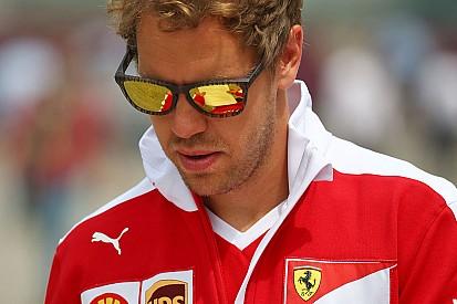 """Vettel: """"Potevamo essere secondi. Ho sbagliato ed è tutta colpa mia"""""""