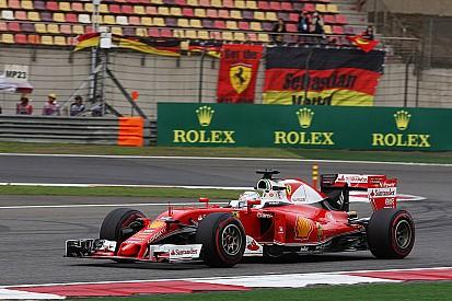 """Vettel doit """"se concentrer sur le départ"""""""