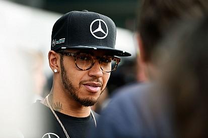 """Hamilton: """"Il guasto? Succede, ma spero non accada più"""""""