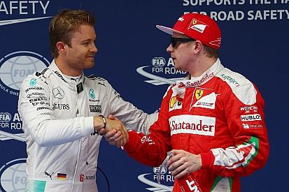 """Déçu, Räikkönen a """"commis une erreur"""""""