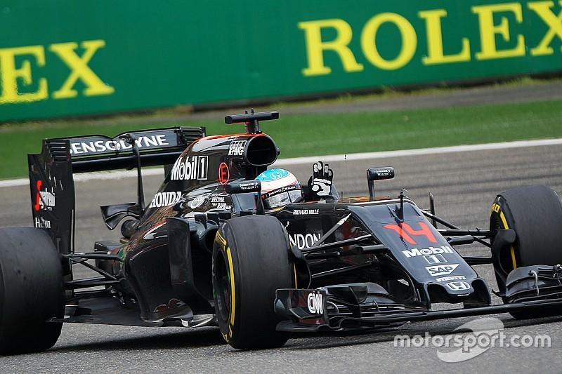 """Frustratie bij Alonso: """"Genoeg snelheid voor Q3"""""""