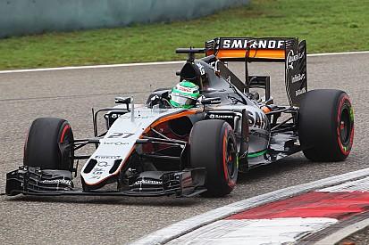 Hulkenberg é punido, e Massa largará em 10º na China