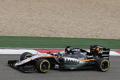 Nico Hulkenberg penalizzato di tre posizioni in griglia