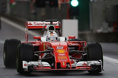 维特尔相信法拉利轮胎策略会有回报