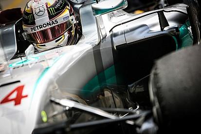 """Hamilton: """"Il mio obiettivo è risalire fino al podio"""""""
