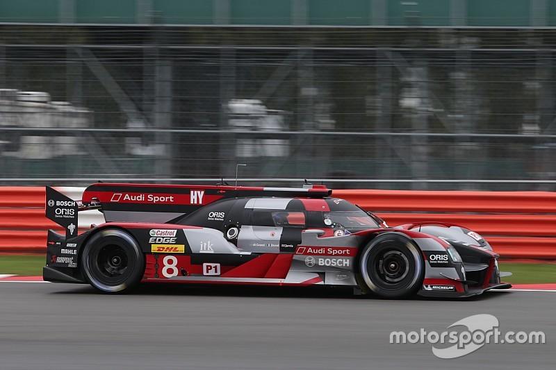 Di Grassi faz melhor volta, mas larga em 2º em Silverstone