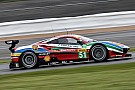 Rischio penalità per la Ferrari di Bruni