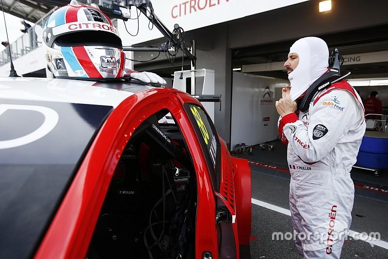 """Muller: """"Ho tirato fuori tutto ciò che potevo dalla mia Citroën"""""""