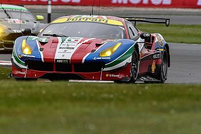 Chaud et froid pour Ferrari en qualifications
