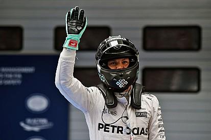 """Rosberg: """"La estrategia ha sido perfecta"""""""