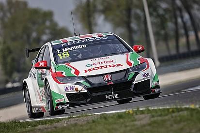 Course 1 - Monteiro et Honda trouvent l'ouverture